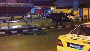 Two British students were stabbed to death in Malaysia.
