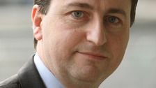 Shadow Foreign Minister Douglas Alexander