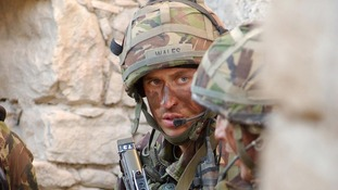 The Prince endured 44 weeks of Army Officer training at the Sandhurst Royal Military Academy.