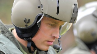 Prince William has pilot experience.