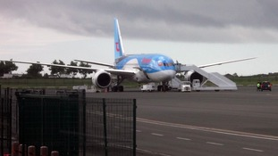 Thomson flight