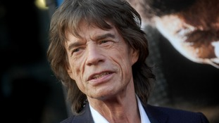 Sir Mick Jagger signed the letter.