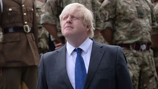 Mayor of London Boris Johnson hopes to become an MP at the next General Election.