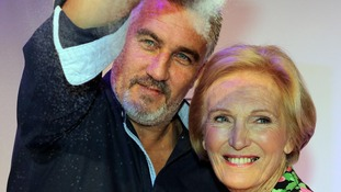 Paul Hollywood and Mary Berry are the judges for the culinary programme.