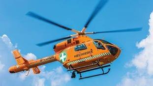 Magpas Helimedix helicopter