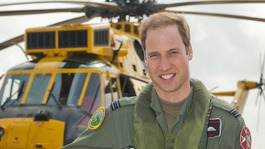 William to become East Anglian Air Ambulance helicopter pilot