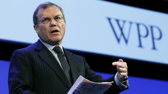 Martin Sorrell speaks at an Institute of Directors IOD annual convention