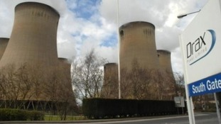 Drax powerstation