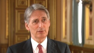 Foreign Secretary Philip Hammond chaired a COBR meeting on Ebola.