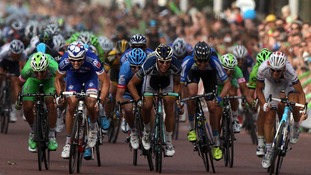 Prudential Ridelondon Road Closures Where To Watch London Itv News