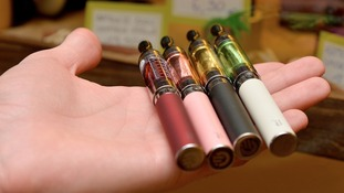 picture of e-cigarette