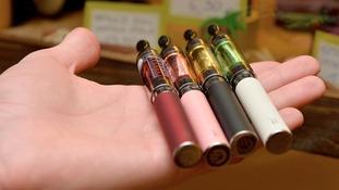 picture of e-cigarette