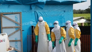 West Africa is struggling to contain the deadly virus as the death toll rises.
