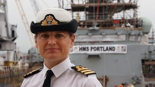 After her appointment two years ago Cdr West described it as the greatest achievement of her career.