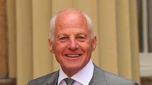 Former EastEnder Michael Cashmam.