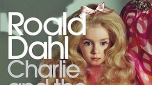 The book cover features a photo of a young girl.