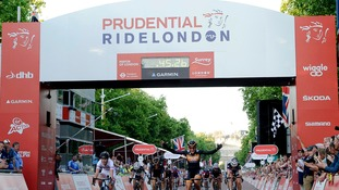 Some 50,000 amateur riders are expected to take part in the 10-mile FreeCycle loop of London.