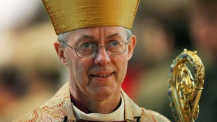 The Archbishop of Canterbury said Britain's doors should be open to Iraqi refugees.