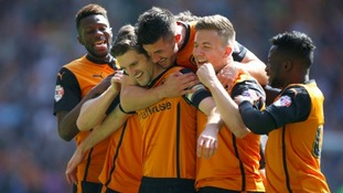 League One champions Wolves are sure to be tough opposition.