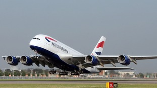 British Airways will no longer fly over Iraq.