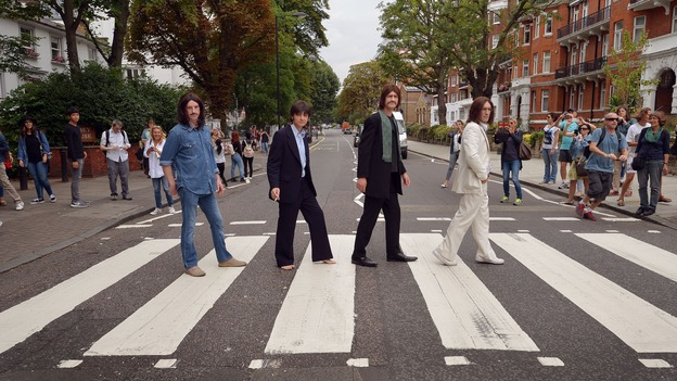 The Beatles Famous Abbey Road Crossing May Get Lollipop Lady