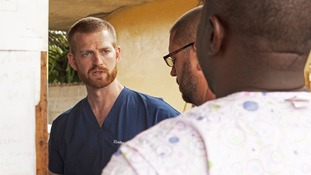US doctor Kent Brantly said he was