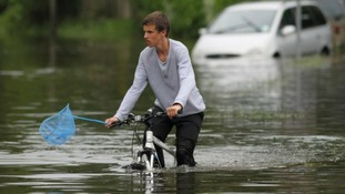 Restrictions introduced in April were followed by record rainfall across the UK