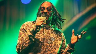 Thousands watched Snoop Dogg at the Boardmasters festival