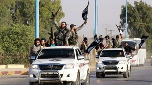 Islamic State fighters were compared to 'medieval marauders' by Cardinal Vincent.