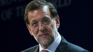 Spanish prime minister Mariano Rajoy has defended his government's attempts to stabalise its troubled financial sector