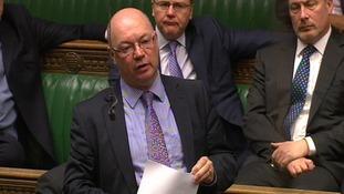 Tory ex-minister Alistair Burt.