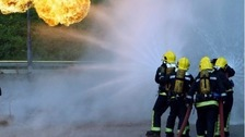 Firefighters in the Midlands will continue to strike this week in a row over pensions.