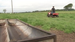 Quad bikes are one of the most stolen things from our region's farms