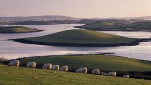 Strangford Lough in Northern Ireland