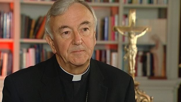 Archbishop Vincent Nichols, the leader of the Catholic Church in England and Wales