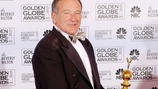 Lifetime Achievement Award Winner at the Golden Globes in 2005.