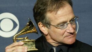Robin Williams won the Grammy for Best Spoken Comedy Album for