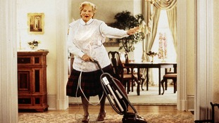 Among ITV viewers Mrs Doubtfire was a popular choice for Robin Williams best film.