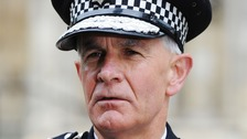 Greater Manchester Police chief constable Sir Peter Fahy