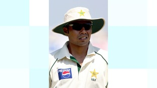 Former Essex and Pakistan cricketer Danish Kaneria.