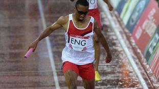 Commonwealth gold medalist Matthew Hudson-Smith