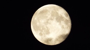 Full moon 11th August in Radcliffe BOB HESKETH