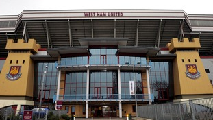 Upton Park in east London