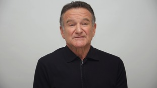 Actor Robin Williams was found dead in his home on Monday.