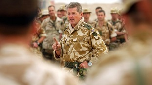 Lieutenant Colonel Tim Collins was Commanding Officer of the 1st Battalion Royal Irish Regiment during the 2003 conflict.