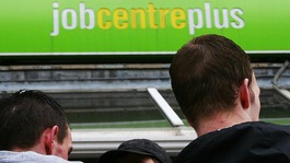 Unemployment falls by 132,000 between April and June