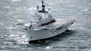 No decision on HMS Ark Royal