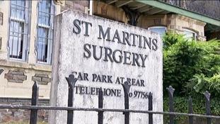 St Martin's surgery