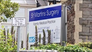 St Martin's surgery, Knowle