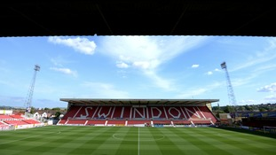 Swindon Town County Ground